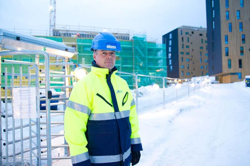 HMS-HR-KS leder foran byggeprosjekt i Tromsø