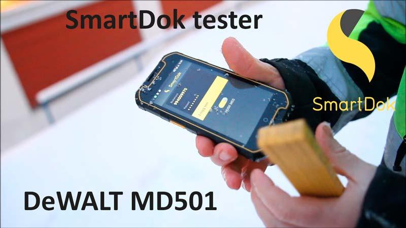 DeWALT MD501 snekker