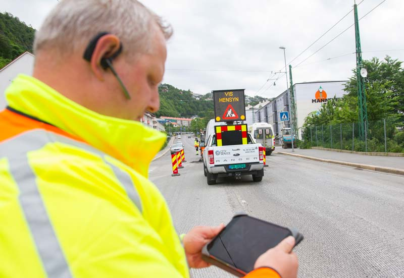 City Service Bergen Infortavle