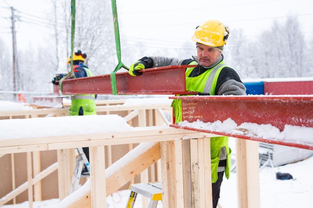 Gøran Romsdal SmartDok bygg