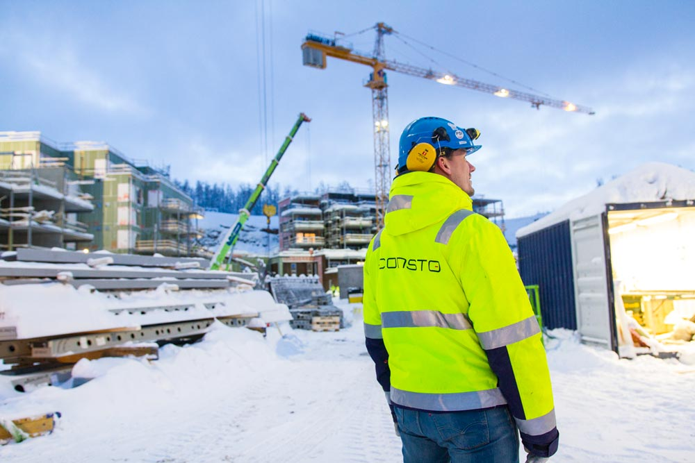 Consto på Workintoppen i Tromsø