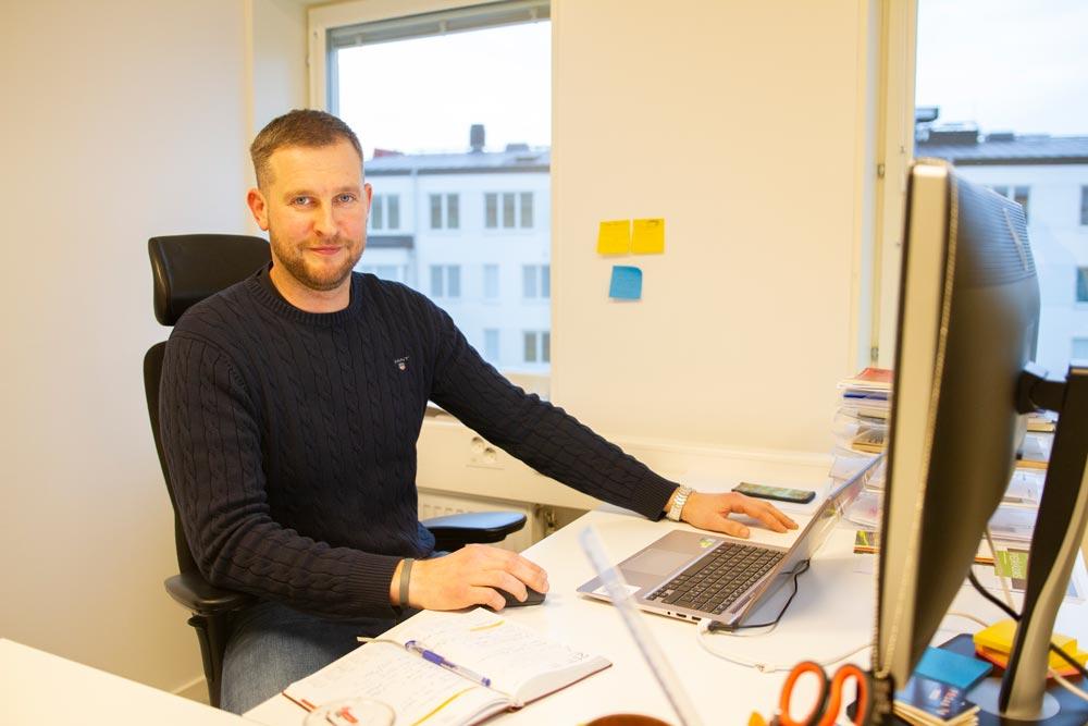 Et av de raskest voksende bygg- og anleggsfirmaene i Stockholm bruker SmartDok og anbefaler alle som tenker på fremtiden å gjøre det samme.