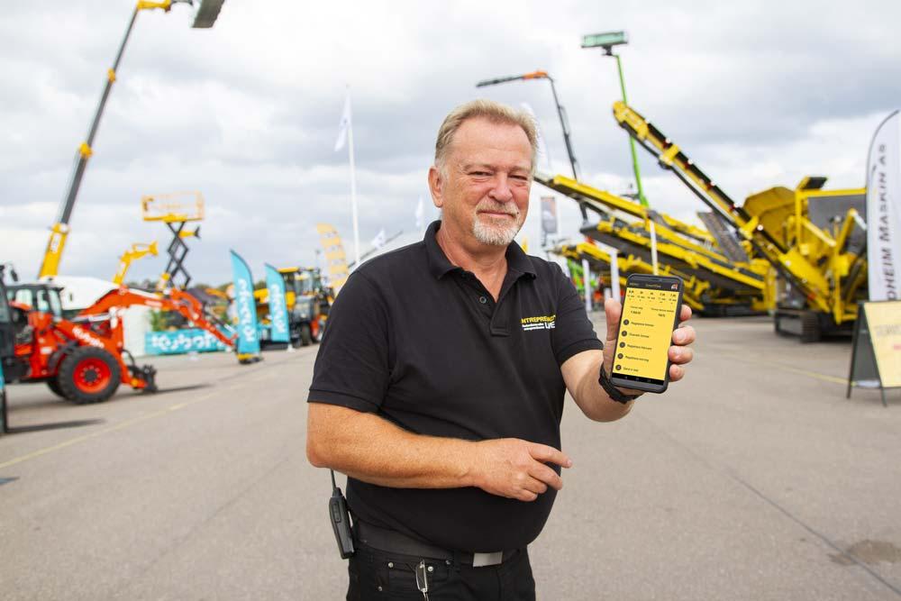 Entreprenad Liver har på kort tid blitt den foretrukne anleggsmessen i Sverige.