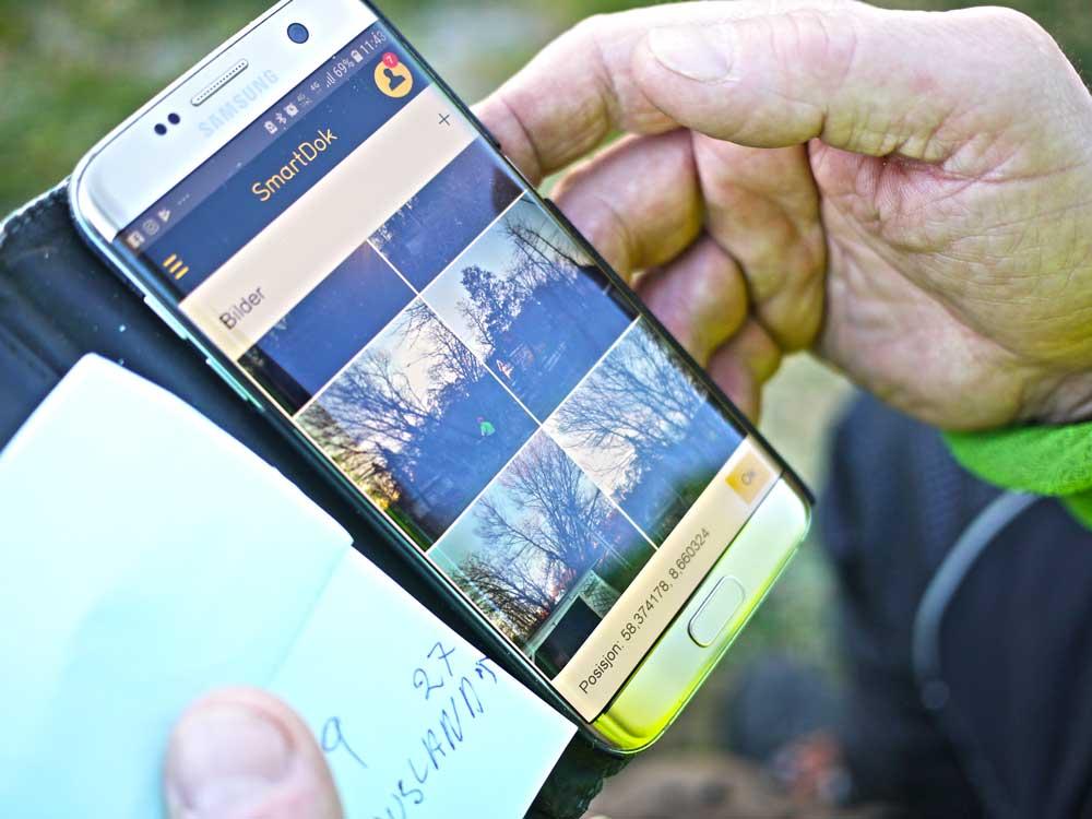 SmartDok tilpasset skogsnæringen og linjerydding