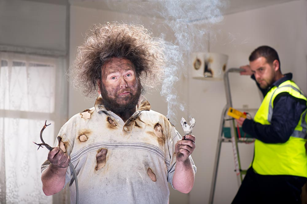 Norsk brannvernforening anbefaler alle å ha brannøvelser i hjemmet 1-2 ganger i året.