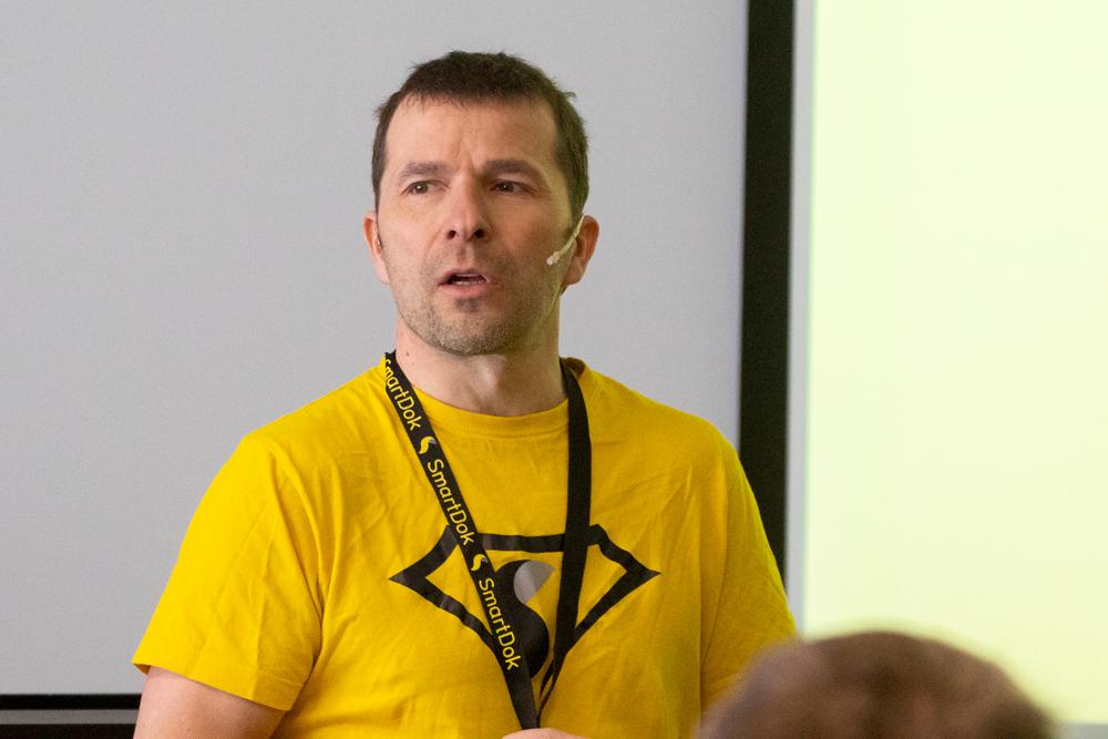 Bjørn Tore Hagberg SmartDok