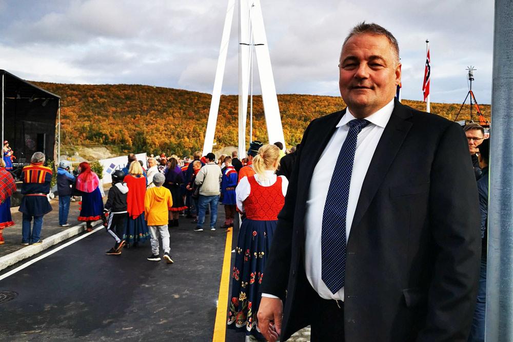 Statens vegvesen - Tana bru