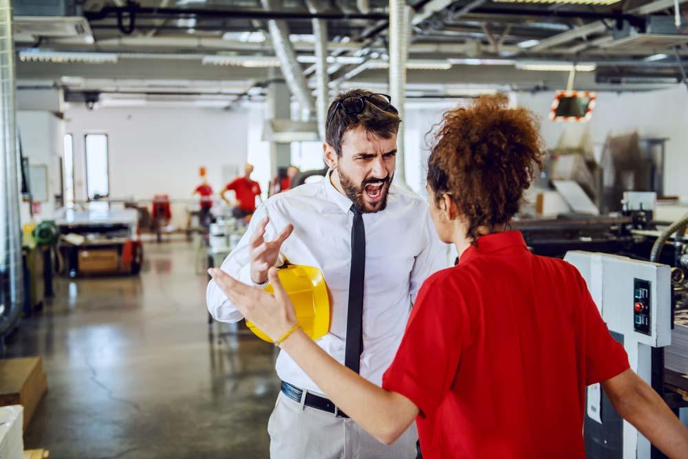 En godt håndtert konflikt kan skape tillit og være positivt arbeidsmiljøet
