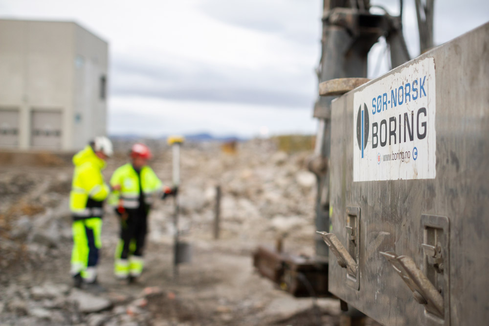 Sør-Norsk Boring peler