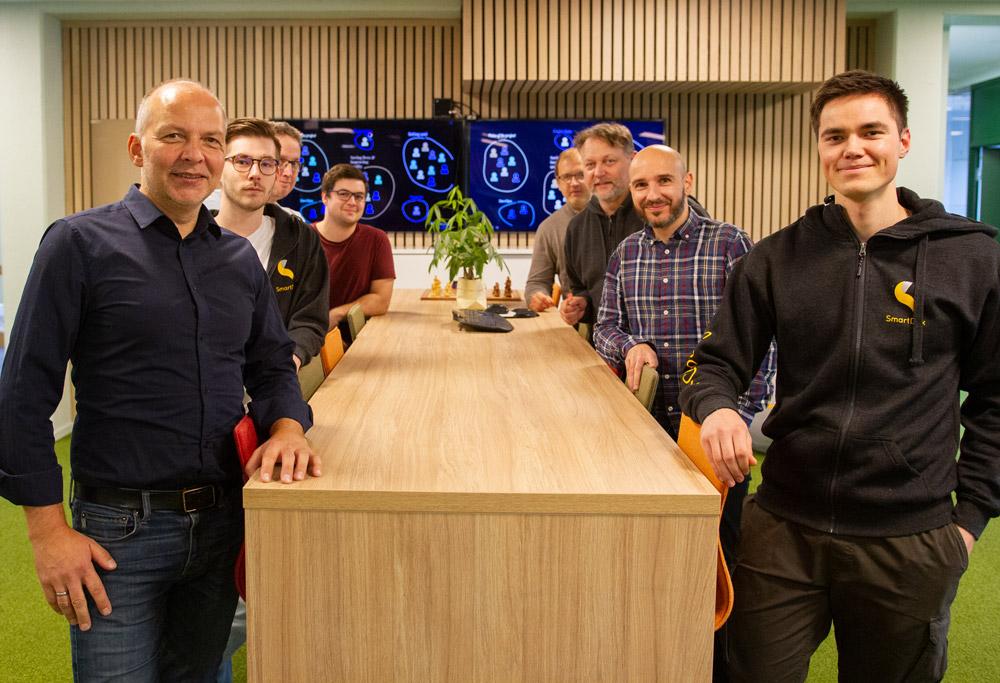 Utviklere i SmartDok