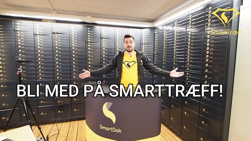 Få med deg årets digitale SmartTræff!